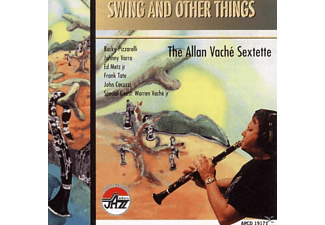 Allan Sextette Vache - Swing And Other Things - (CD)