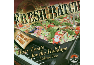 VARIOUS - A Fresh Batch of Christmas Cookies - (CD)