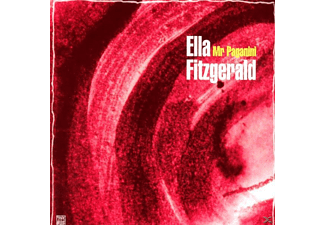 Ella Fitzgerald - MR Paganini-Jazz Reference [CD]