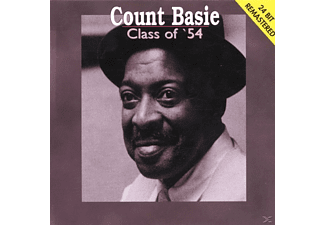 Count Basie - Class Of '54 - (CD)