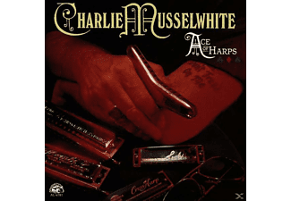 Charlie Musselwhite - Ace Of Harps - (CD)