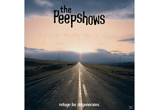 The Peepshows - Refuge For Degenerates [CD]