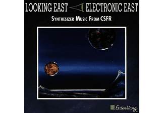 VARIOUS - Looking East-Csfr - (CD)