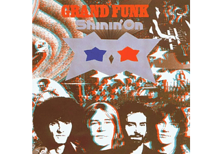 Gr Funk Railroad, Grand Funk Railroad - Shinin' On-Remastered [CD]
