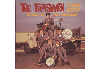 The Trashmen - Live - Tube City - (CD)