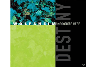 Wolfsheim - Find You're Here - (Maxi Single CD)