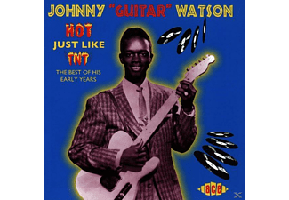 "Johnny ""guitar"" Watson - Hot Just Like Tnt [CD]"