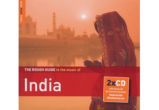 VARIOUS - Rough Guide To The Music Of India (Second Edition) - (CD)
