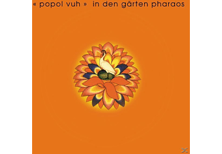 Popol Vuh - In The Garden Of Pharao-In Den Gärten Pharaos [CD]