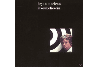 Bryan Maclean - If You Believe In - (CD)