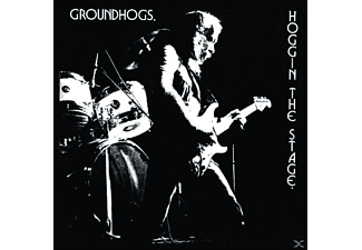 Groundhogs - Hoggin The Stage - (CD)