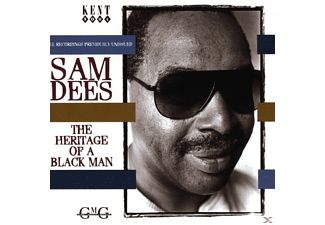 Sam Dees - Heritage Of A Black Man - (CD)