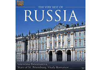 VARIOUS - Russia, The Very Best Of [CD]