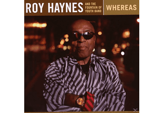 Roy Haynes - Whereas [CD]