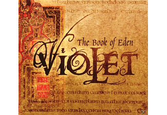 Violet - The Book Of Eden - (CD)