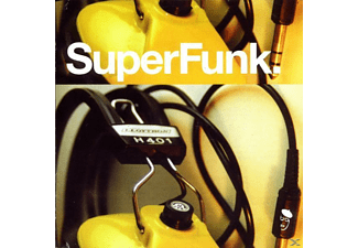 VARIOUS - Super Funk - (CD)