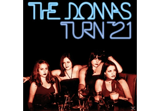 The Donnas - Turn 21 - (CD)