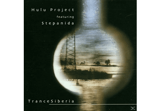 Hulu Project+stepanida - Trance Siberia [CD]