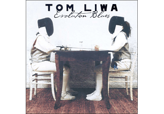 Tom Liwa - Evolution Blues - (CD)