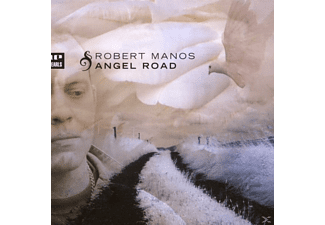 Robert Manos - Angel Road - (CD)