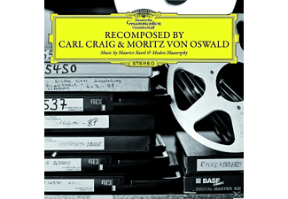 Herbert von Karajan, Herbert Von Bp/karajan - Recomposed By Carl Craig & Moritz Von Oswald [CD]