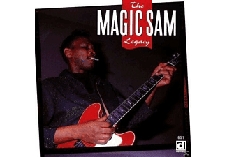 Magic Sam - The Magic Sam Legacy - (CD)