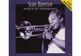 Slide Hampton - World Of Trombones-24bit [CD]