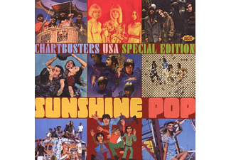 VARIOUS - Chartbusters Usa-Sunshine Pop [CD]