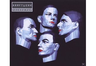 Kraftwerk - Techno Pop (Remaster) [CD]