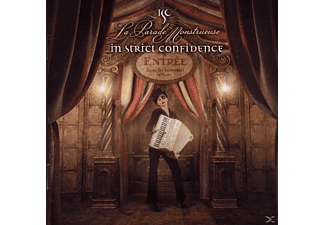 In Strict Confidence - La Parade Monstrueuse - (CD)