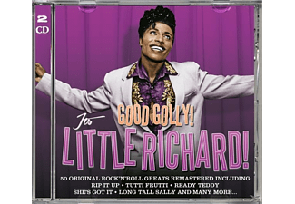 Little Richard - Its Good Golly! Little Richard! - (CD)