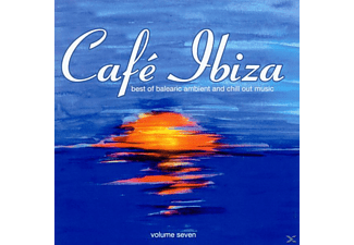 VARIOUS - Cafe Ibiza Vol.7 [CD]
