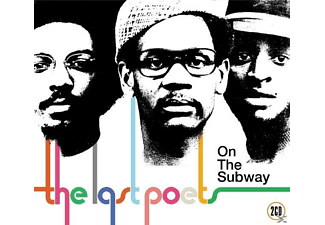 The Last Poets - ON THE SUBWAY - (CD)