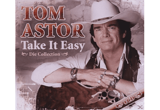 Tom Astor - Take It Easy-Die Collection - (CD)
