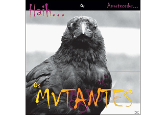 Os Mutantes - Haih Or Amortecedor - (CD)