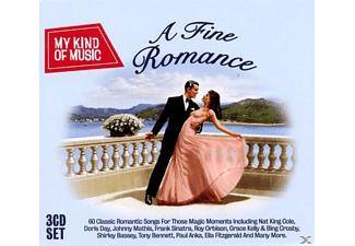 VARIOUS - A Fine Romance-My Kind Of Music - (CD)