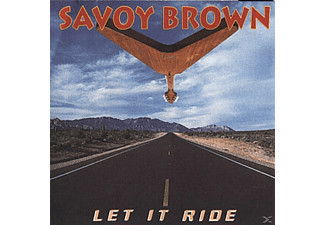 Savoy Brown - Let It Ride - (CD)