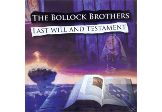 The Bollock Brothers - Last Will & Testament - (Vinyl)