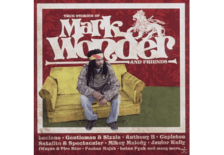 Mark & Friends Wonder - True Stories Of... [CD]