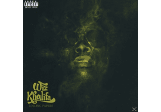 Wiz Khalifa - Rolling Papers [CD]
