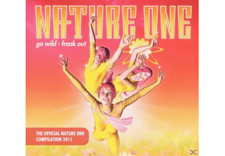 VARIOUS - Nature One 2011-Go Wild-Freak Out - (CD)