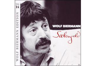 Biermann Wolf - Seelengeld - (CD)
