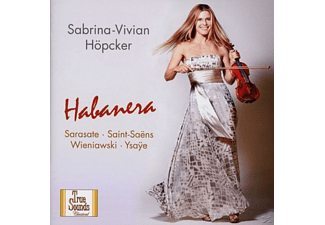 Höpcker,Sabrina-Vivian,Violin/Bidini,Fabio,Klavier - Virtuoso Pieces of the Romantic Era - (CD)