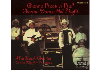 Hardrock Gunter - Gonna Rock & Roll, Gonna Dance - (CD)
