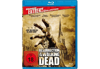 Resurrection Of The Walking Dead (Horror Extreme Collection) [Blu-ray]