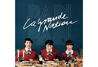 Pari Pari - La Grande Nation - (CD)