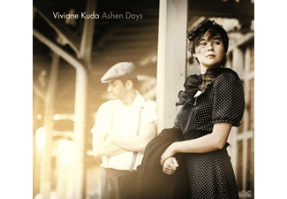 Viviane Kudo - Ashen Days - (Maxi Single CD)