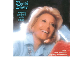 Dinah Shore - Keeping Company With Dinah - (CD)