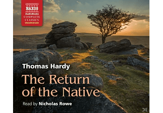 Return of the Native - 11 CD - Hörbuch