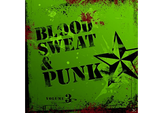 VARIOUS - Blood Sweat And Punk.III - (CD)